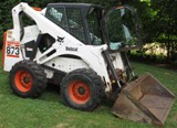 BobCat Skid Steer Loader 873