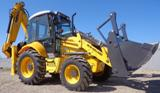 New Holland B100BTC, B110BTC