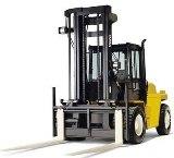 Diesel, LPG Forklift Trucks
