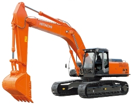 Hitachi Crawler Excavators