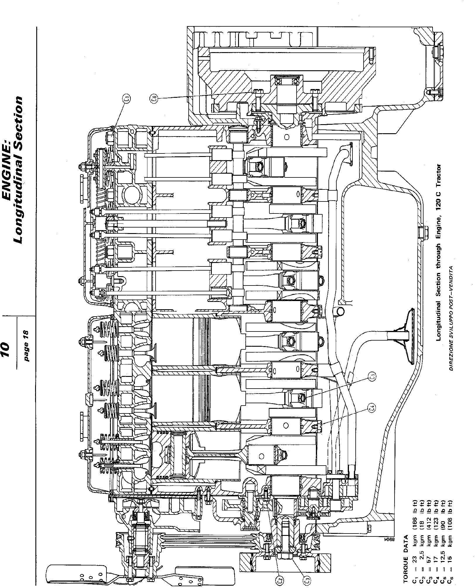 Fiat 90C, 120C Crawler Tractor Service Manual (6035418000) - 3