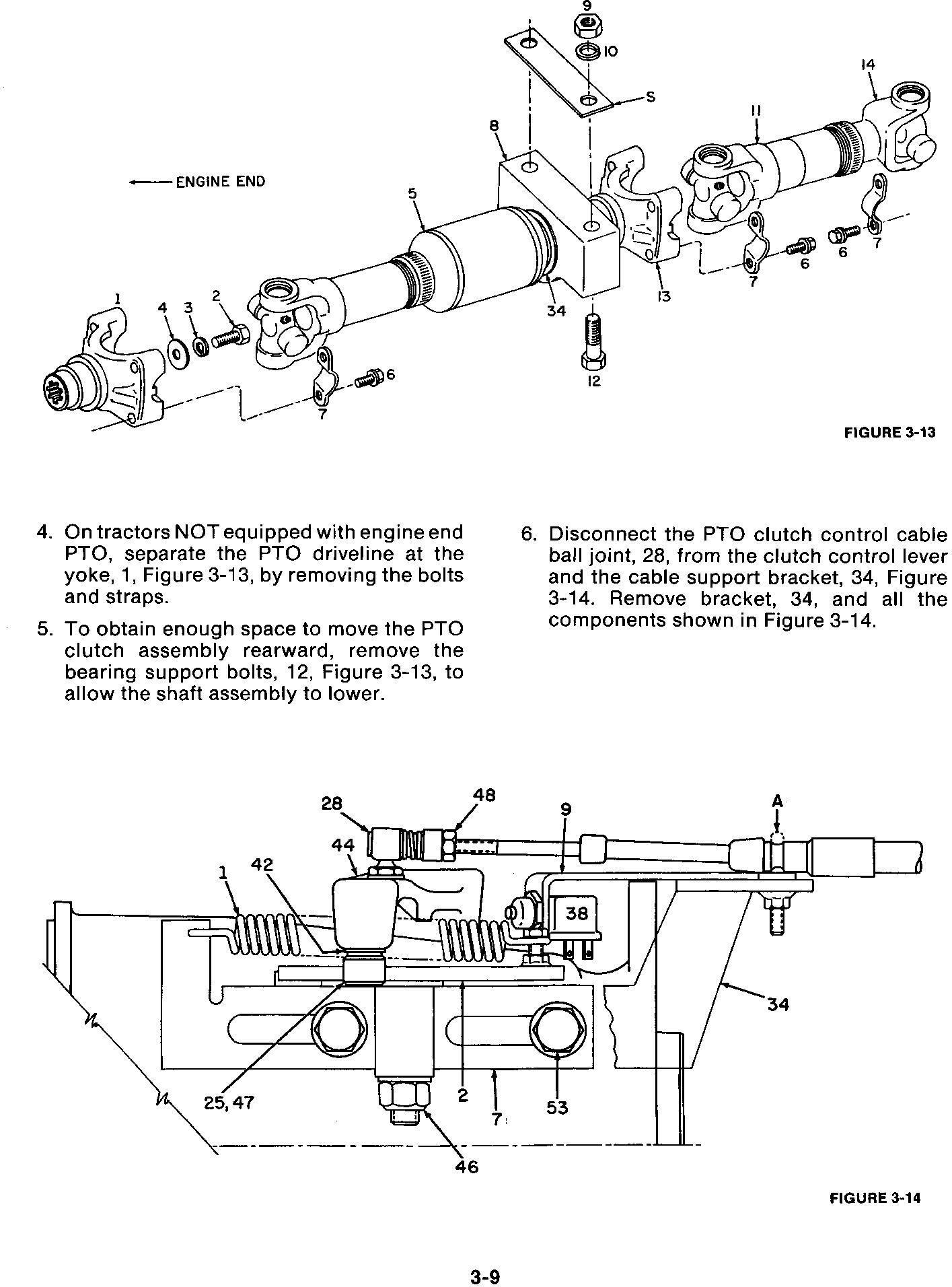Ford 256, 276, 276 II Bi-directional Versatile Tractor Service Manual - 3