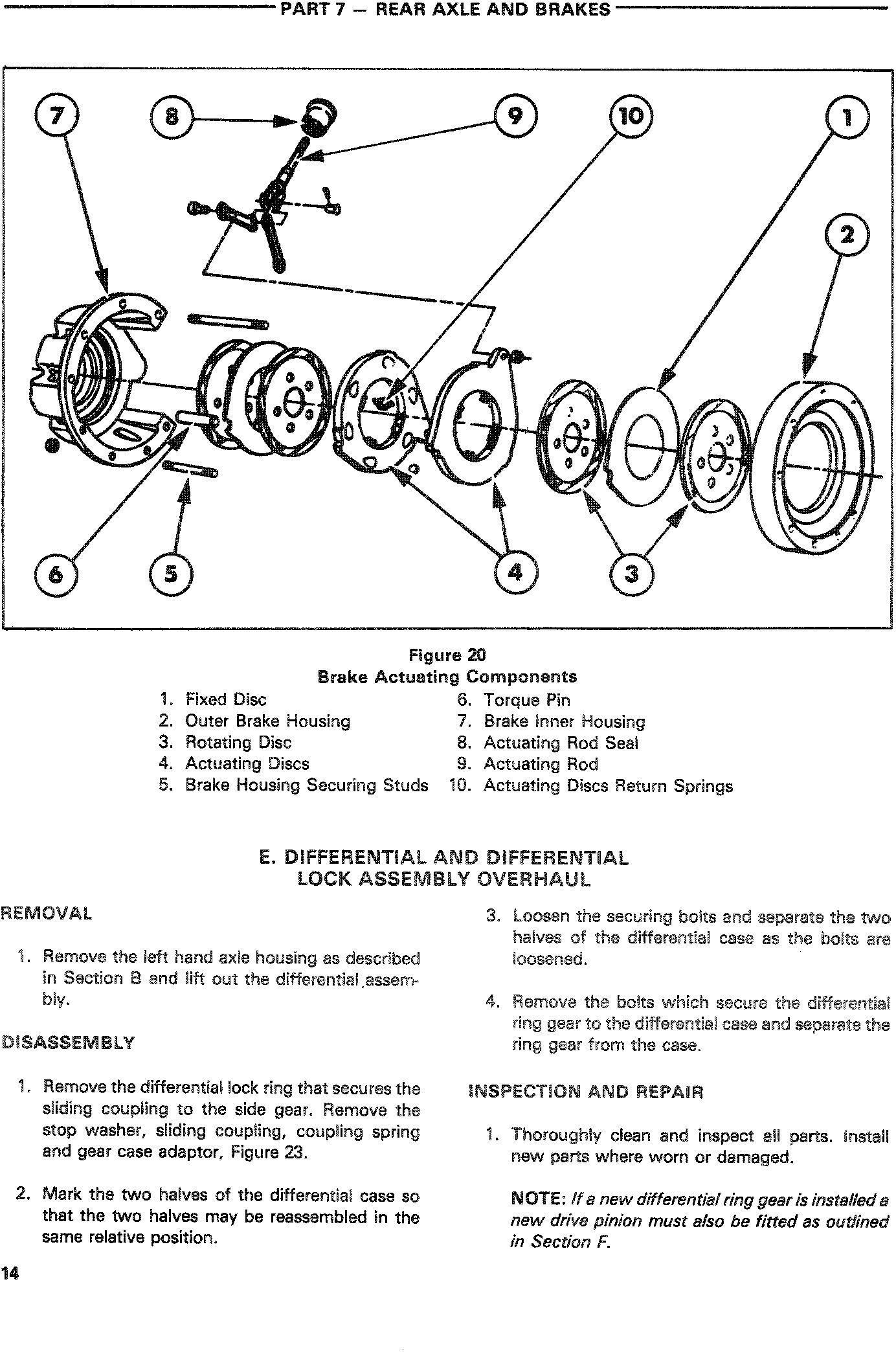 Ford 550, 555 Tractor Loader Backhoe Complete Service Manual - 3