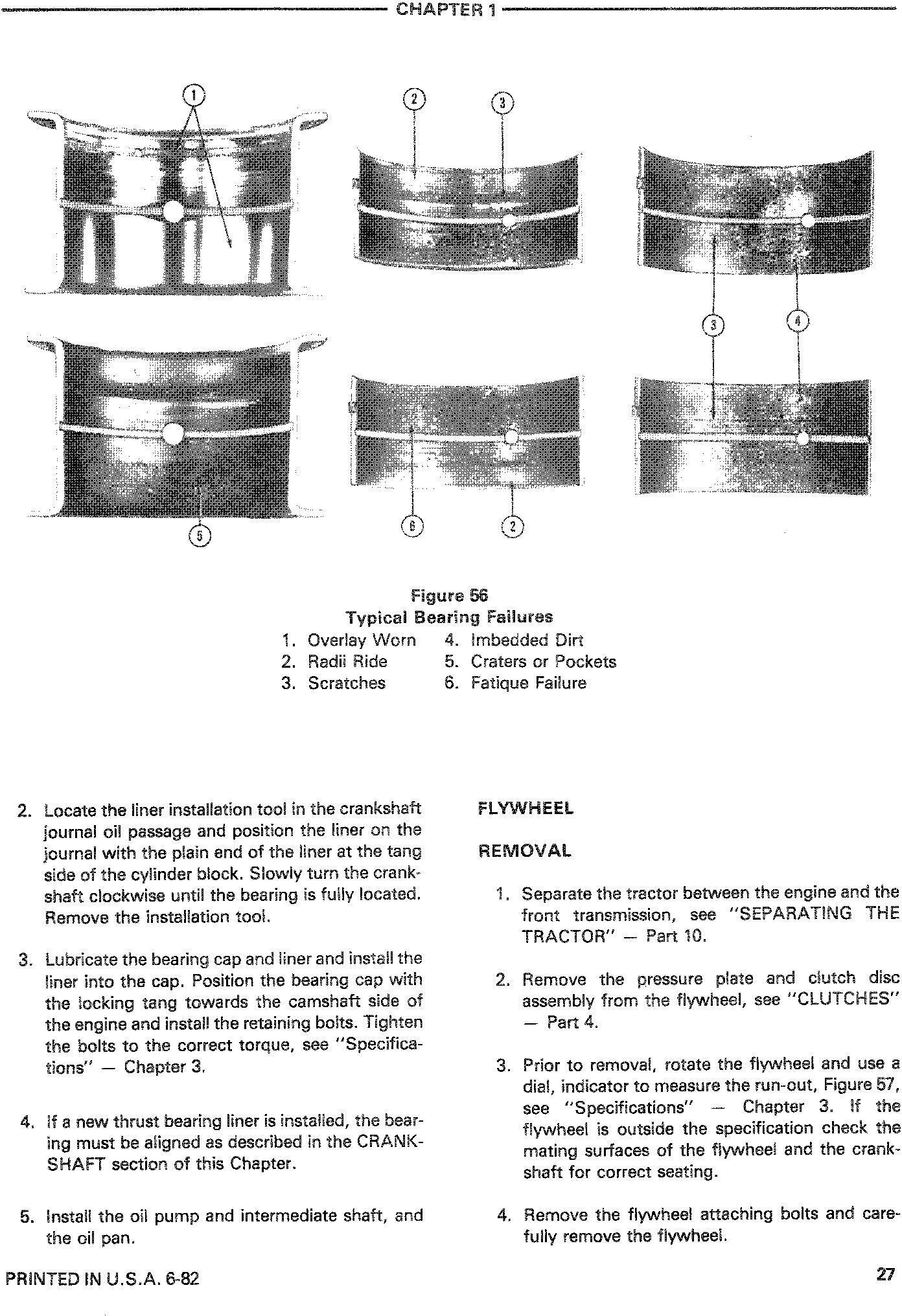 Ford 550, 555 Tractor Loader Backhoe Complete Service Manual - 2