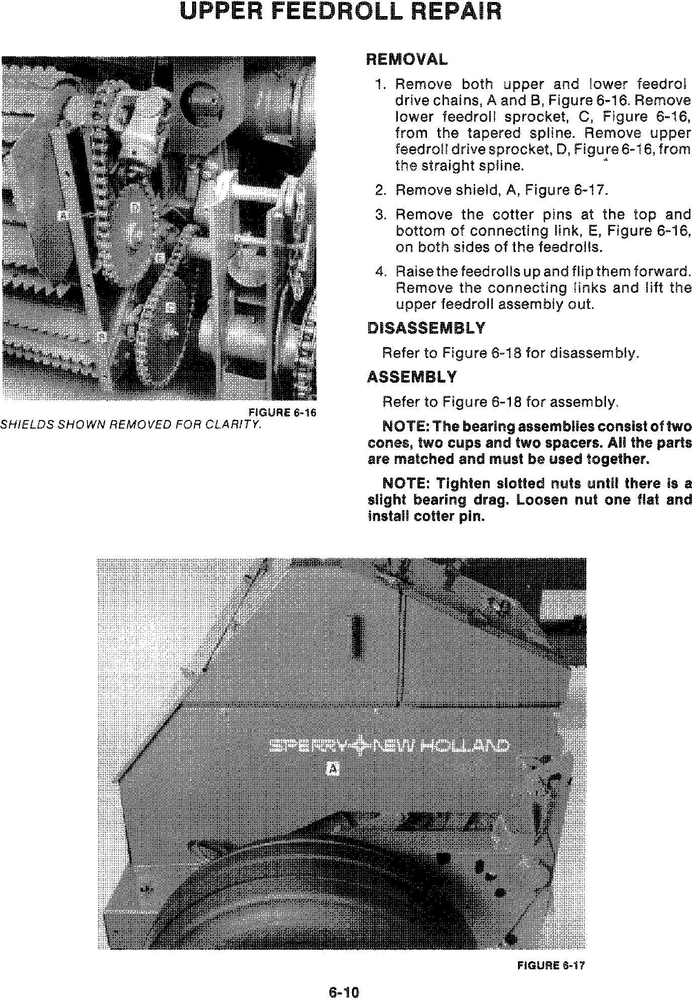 New Holland 1600 Forage Harvester Service Manual - 3