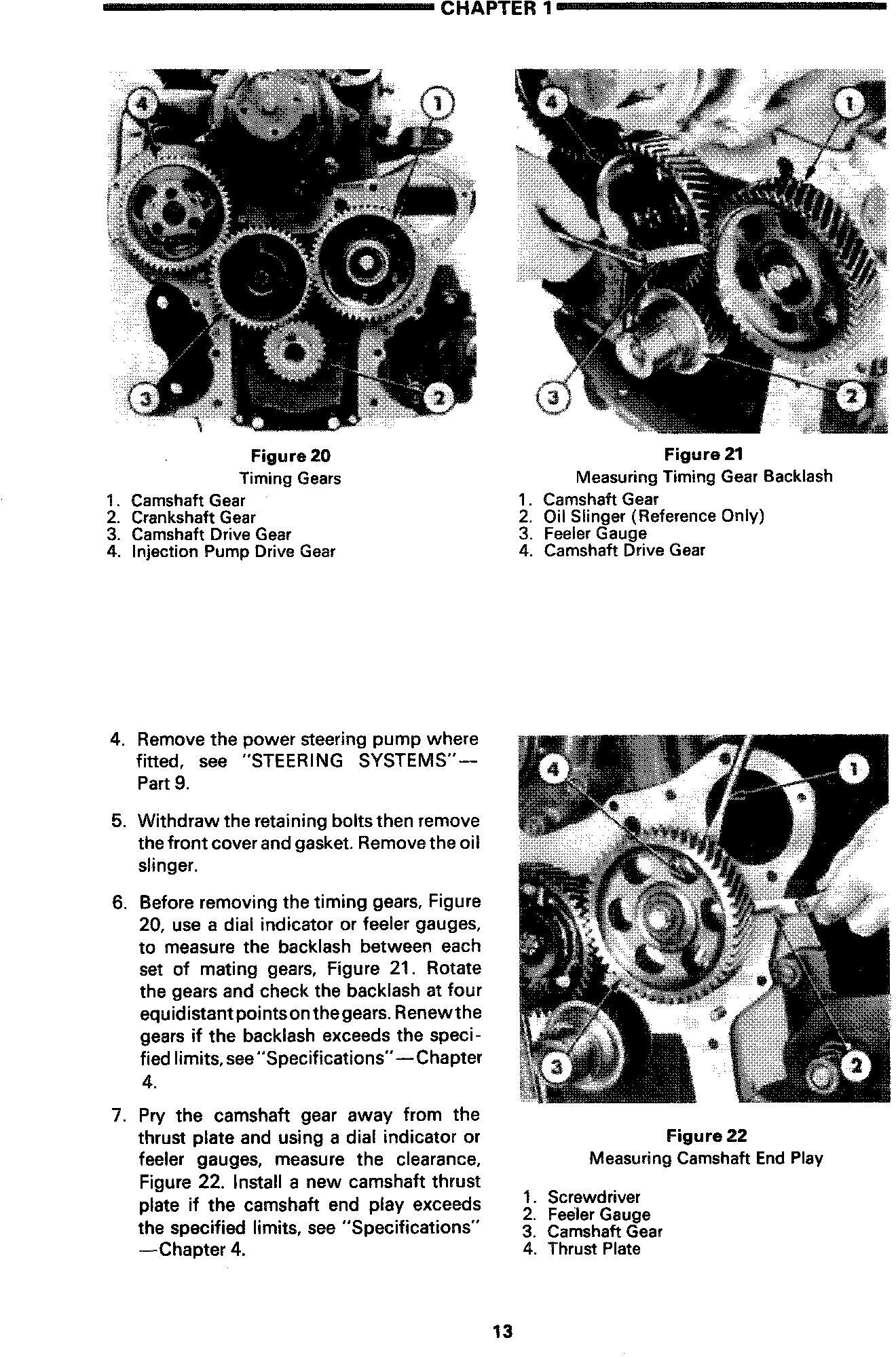 Ford 2600, 3600, 4100,4600, 5600,5900, 6600,6700, 7600,7700 Tractor Complete Service Manual (SE3660) - 2