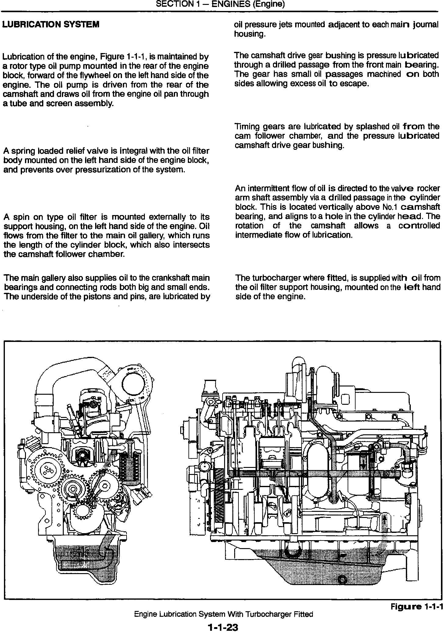 Ford New Holland / 8160, 8260, 8360, 8560 Tractors Complete Service Manual - 1