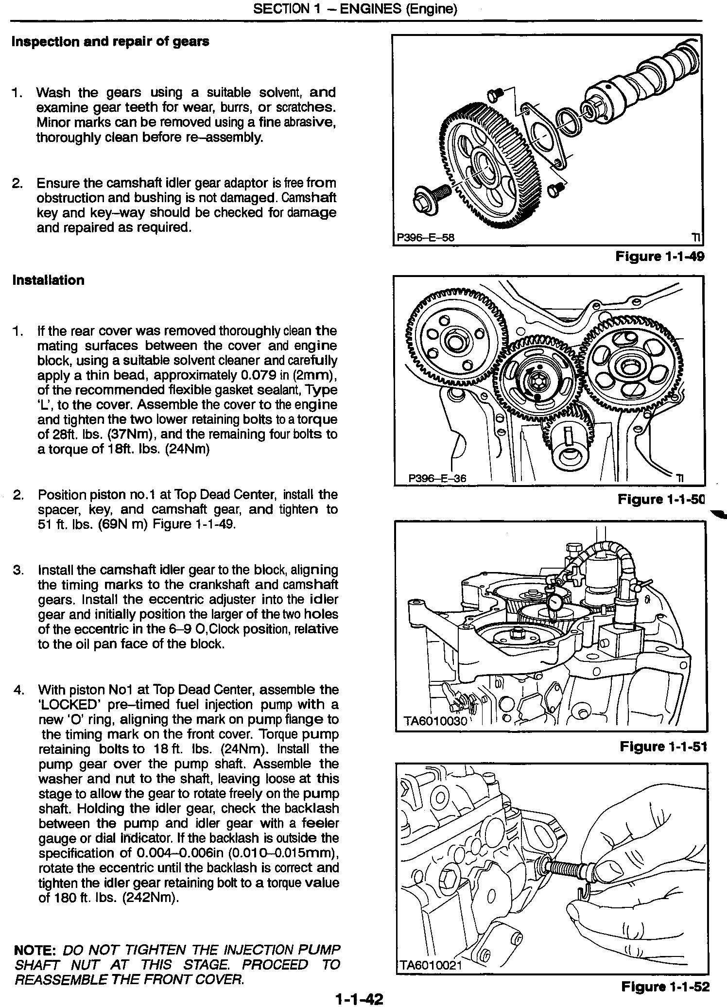 Ford New Holland / 8160, 8260, 8360, 8560 Tractors Complete Service Manual - 2