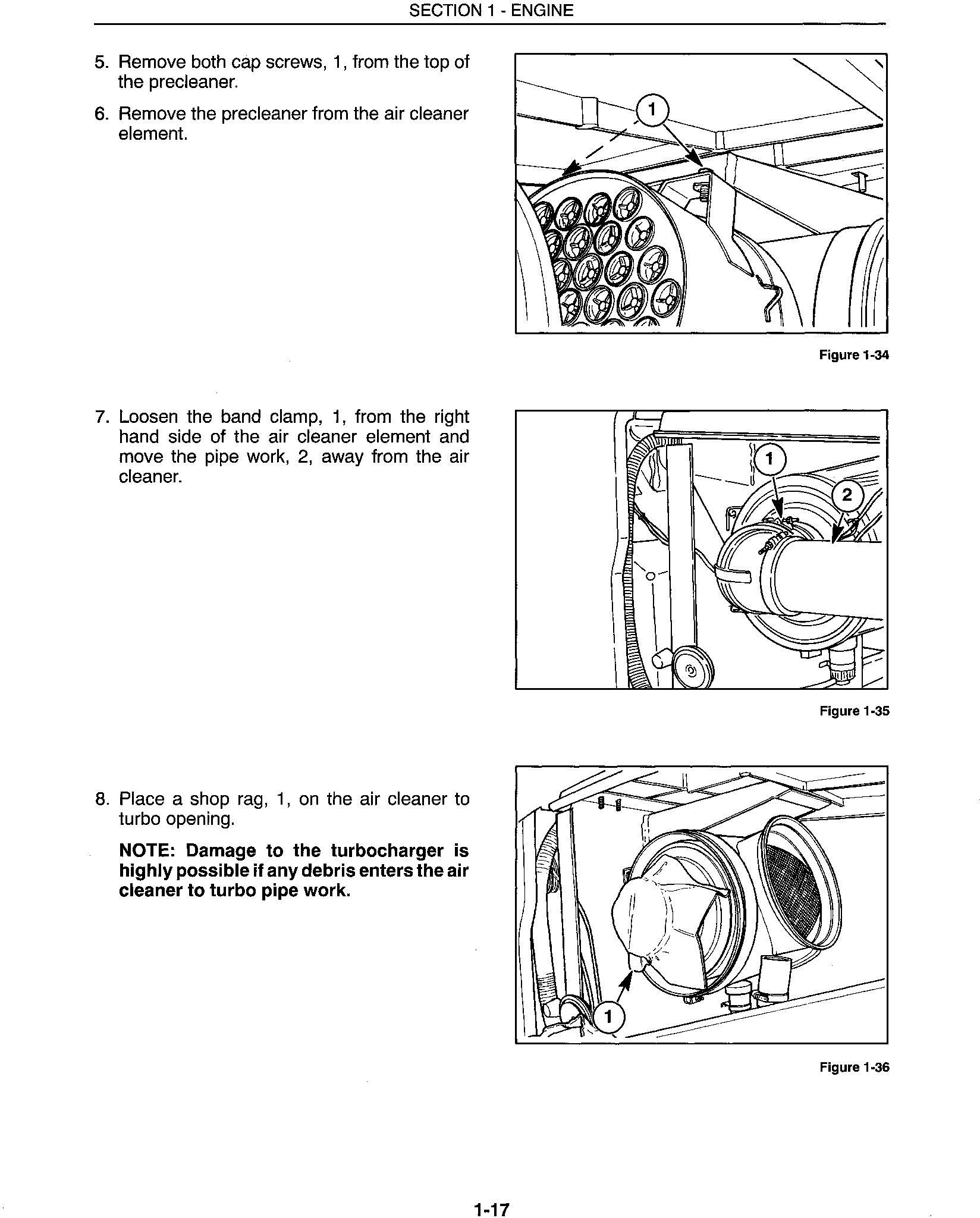 Ford 9280,9480,9680,9880,9282,9482,9682,9882 Complete Tractor Service Manual - 3