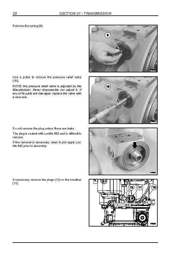 New Holland B90B, B95B, B95BLR, B95BTC, B110B, B115B Tier 3 Backhoe Loaders Service Manual - 1