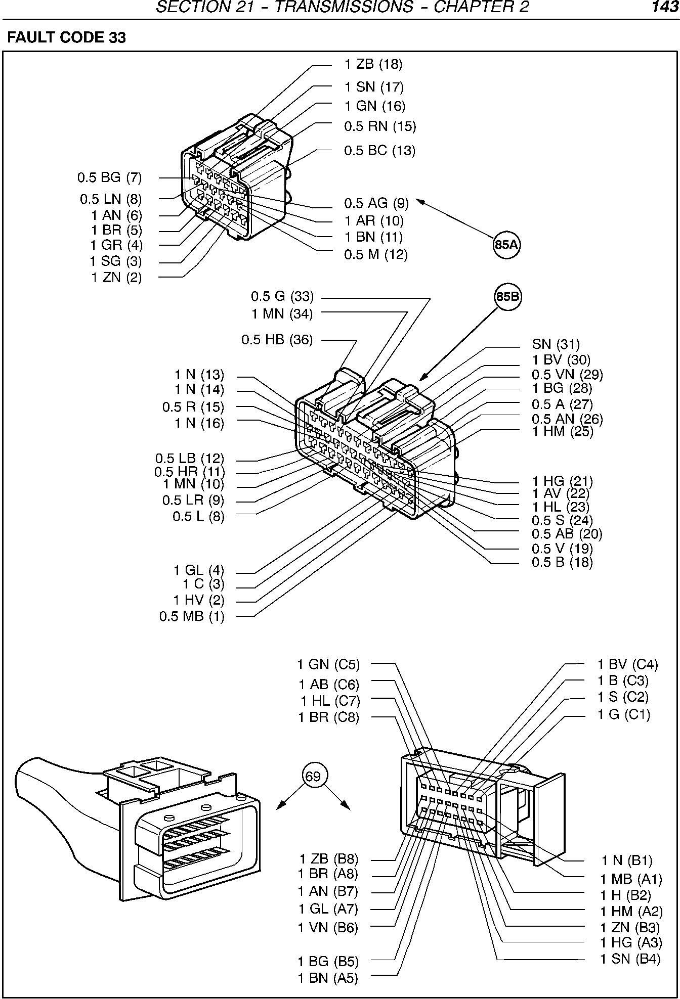 New Holland TN55, TN65, TN70, TN75 Tractor Complete Service Manual - 3