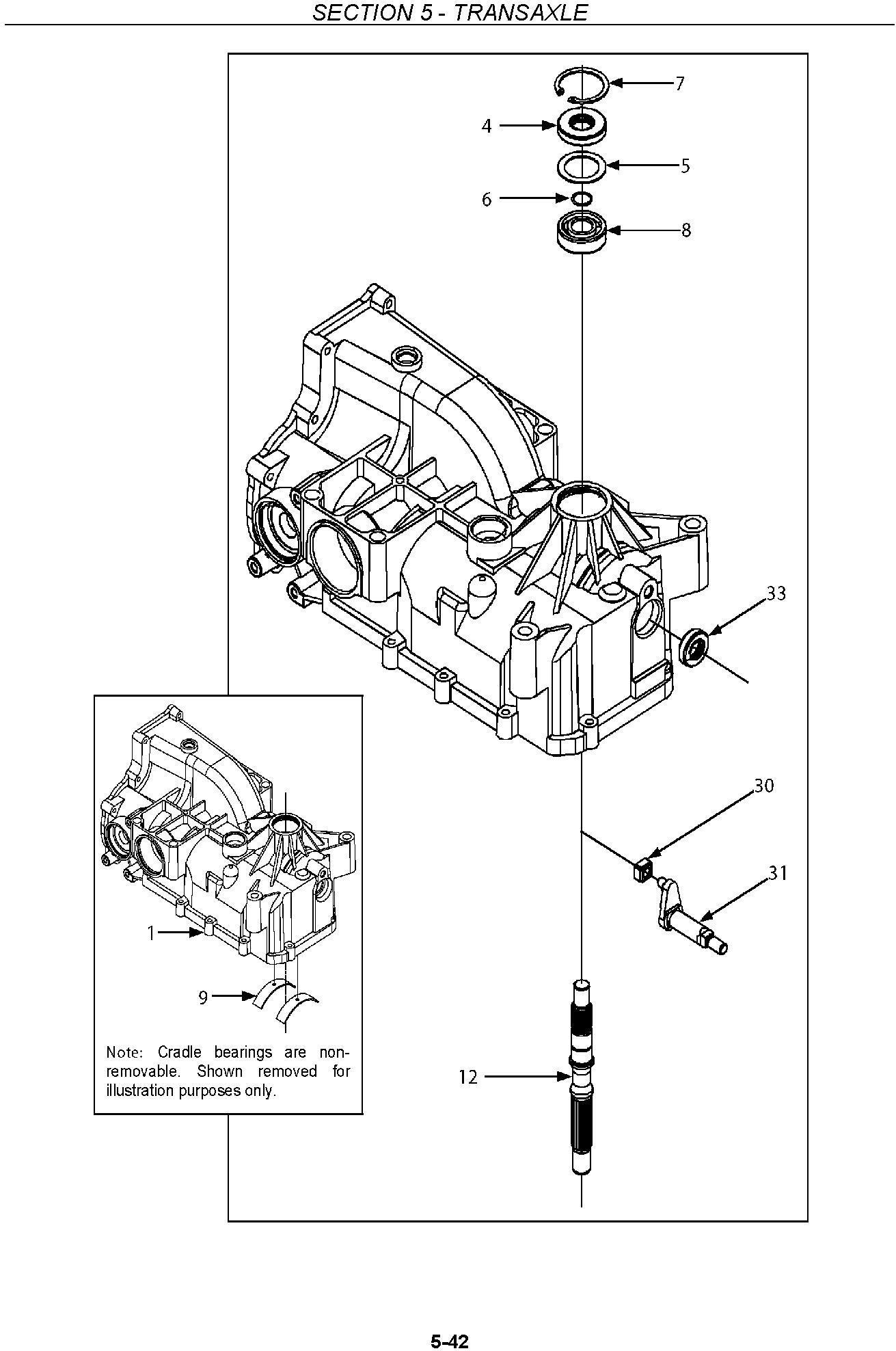 New Holland MZ19H Zero Turn Radious Mower Service Manual - 3