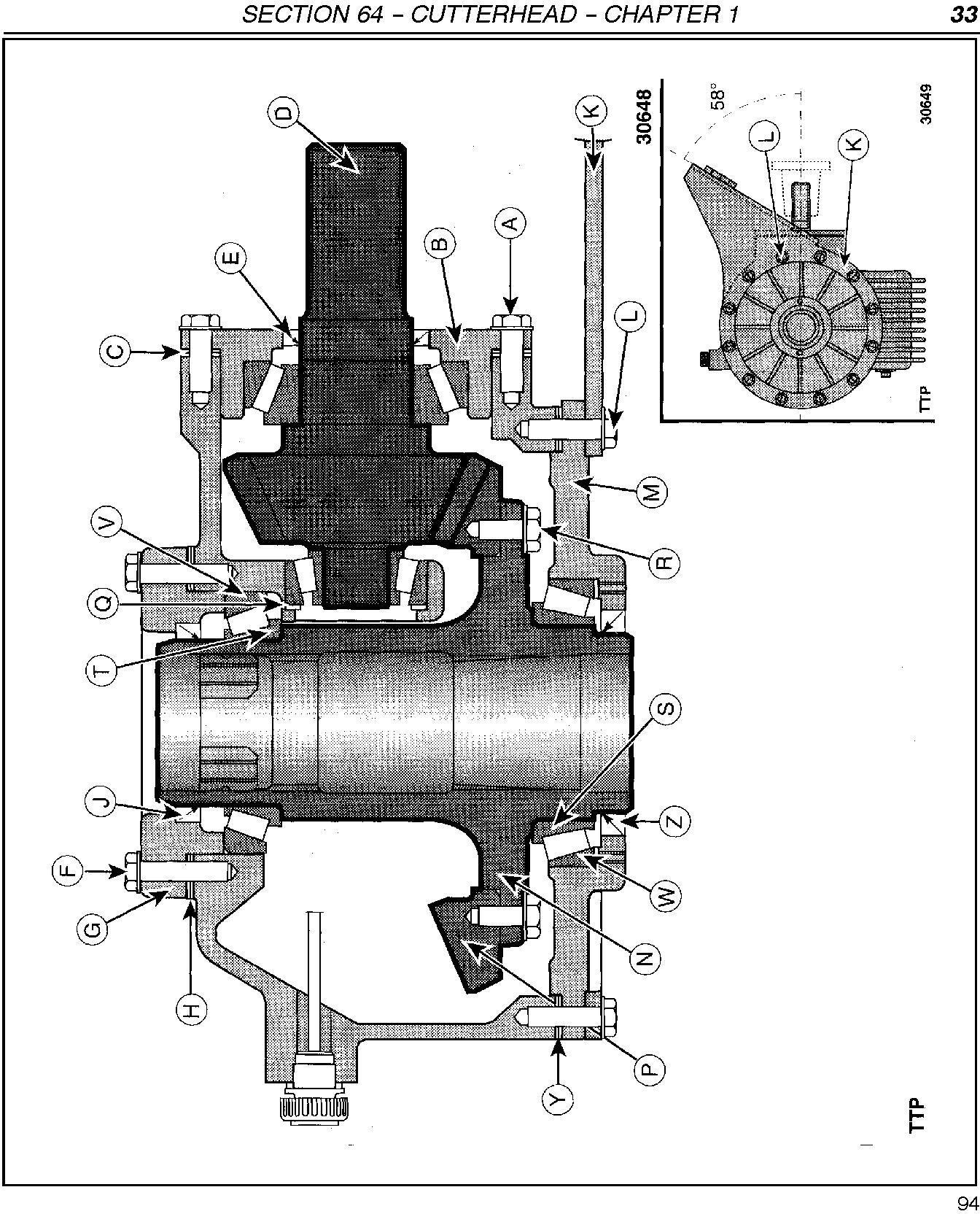 New Holland FX25, FX28, FX38, FX45, FX48, FX58 Forage Harvester Complete Service Manual - 2