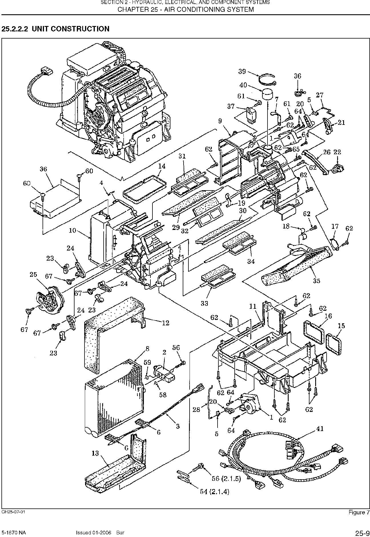 New Holland E215 Excavator Service Manual - 2