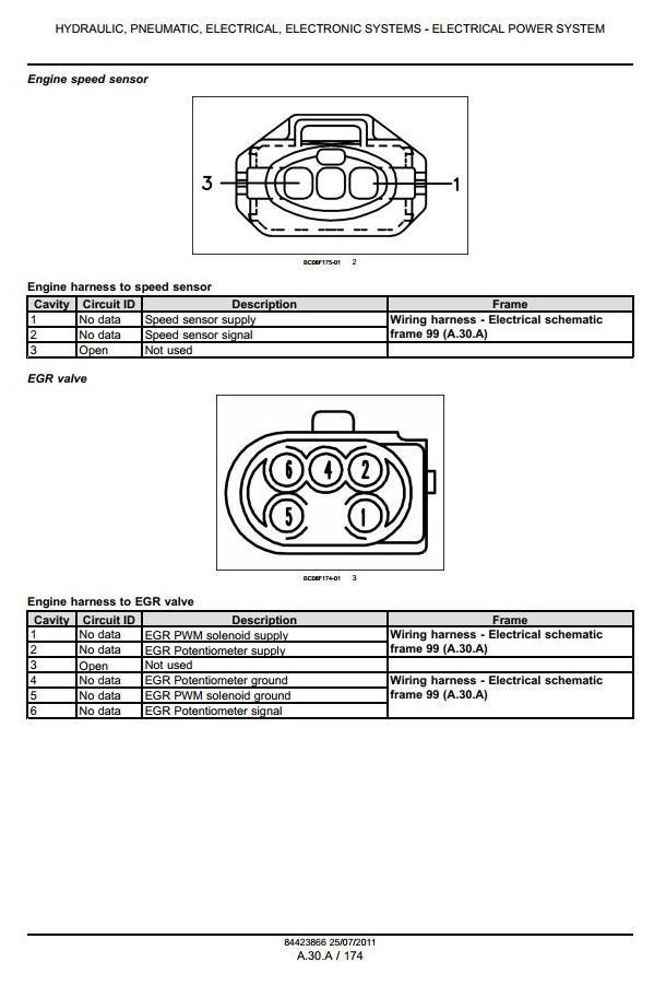 Case SR130/150/175/200/220/250, SV185/250/300 Skid Steer; TR270/320/380 Track Loader Service Manual - 3