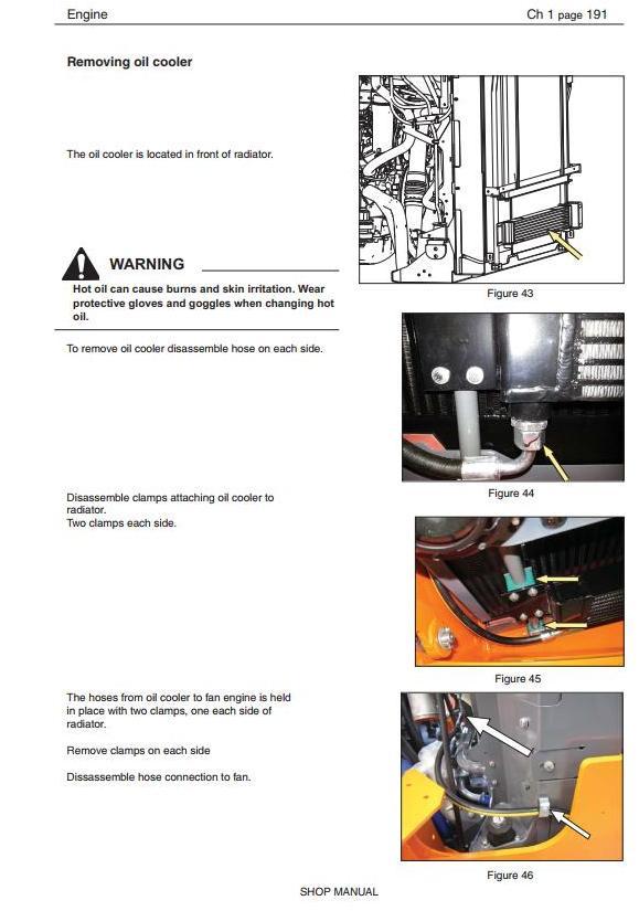 Doosan DA30-5 Articulated Dump Truck Workshop Service Manual - 1