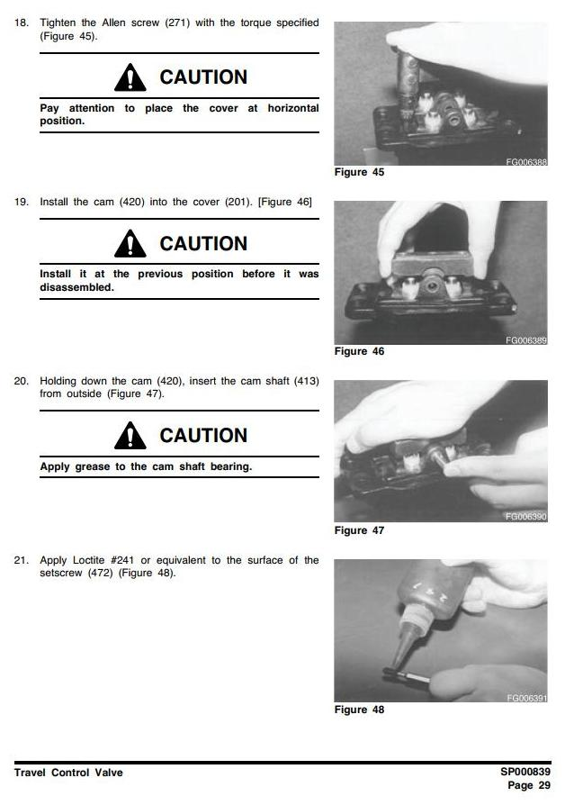 Doosan DX27Z (SN. from 5001) Excavator Workshop Service Manual - 1