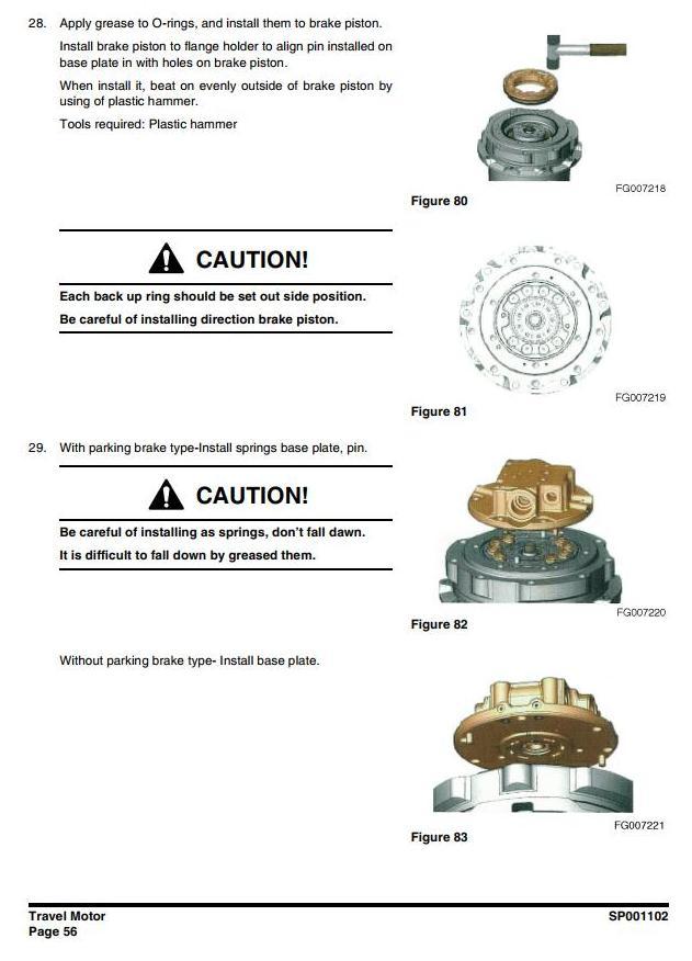 Doosan DX30Z (SN from 5001) Excavator Workshop Service Manual - 3