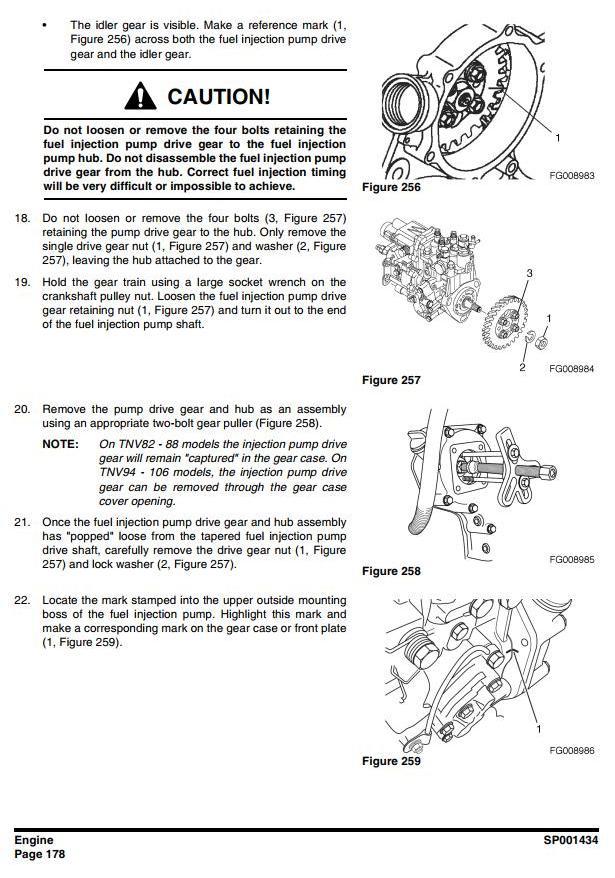Doosan DX55 (SN. from 50001) Excavator Workshop Service Manual - 2