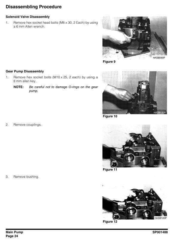 Doosan DX60R (SN. from 50001) Mini Excavator Workshop Service Manual - 2