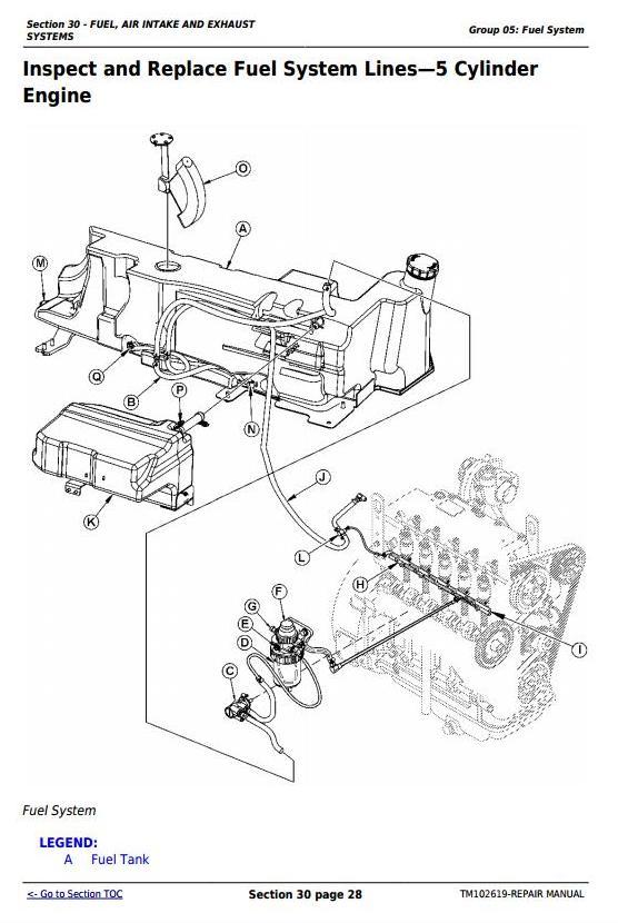john deere 5065m 5075m 5085m 5095m 5105m 5105ml. Black Bedroom Furniture Sets. Home Design Ideas