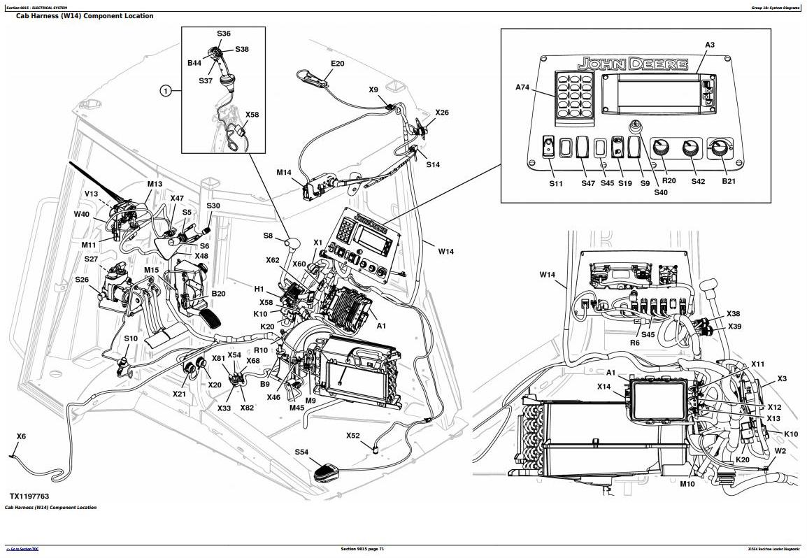 t3 1 service manual H Ez Go Golf Cart Wiring Diagram on