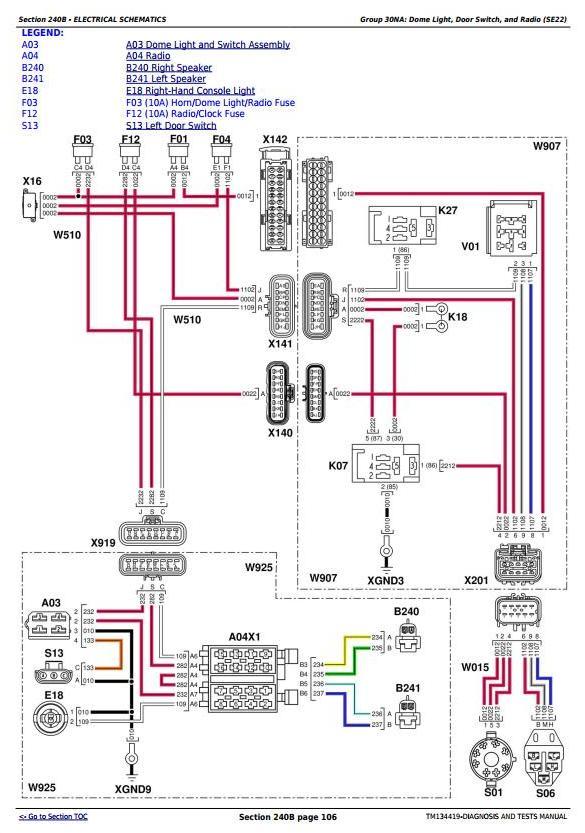 John Deere 5085E, 5090E, 5090EL, 5100E (FT4) Tractors ... on john deere 212 wiring-diagram, john deere electrical diagrams, john deere gt275 wiring-diagram, john deere 180 wiring-diagram, john deere gt235 wiring-diagram, john deere l110 wiring-diagram, john deere gator 4x2 engine diagram, john deere mower wiring diagram, john deere 145 wiring-diagram, john deere 2305 wiring-diagram, john deere 455 wiring-diagram, john deere b wiring, john deere 111h wiring-diagram, john deere 757 wiring-diagram, john deere 322 wiring-diagram, john deere f935 wiring-diagram, john deere 110 wiring diagram, john deere ignition wiring diagram, john deere 3010 wiring-diagram, john deere wiring harness diagram,