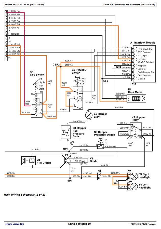 John Deere X300 Fuse Box Diagram - Wiring Diagram Replace dear-pocket -  dear-pocket.miramontiseo.it | X300 Wiring Diagram |  | dear-pocket.miramontiseo.it