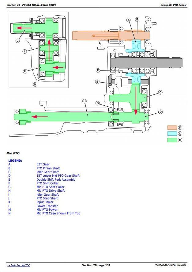 John Deere Compact Utility Tractors 3320, 3520, 3720 Series w.Cab Technical  Service Manual (TM2365) / Truck Service Manual Store | John Deere 3520 Wiring Diagrams |  | Berlogic Manuals Store :: Truck Service Manual