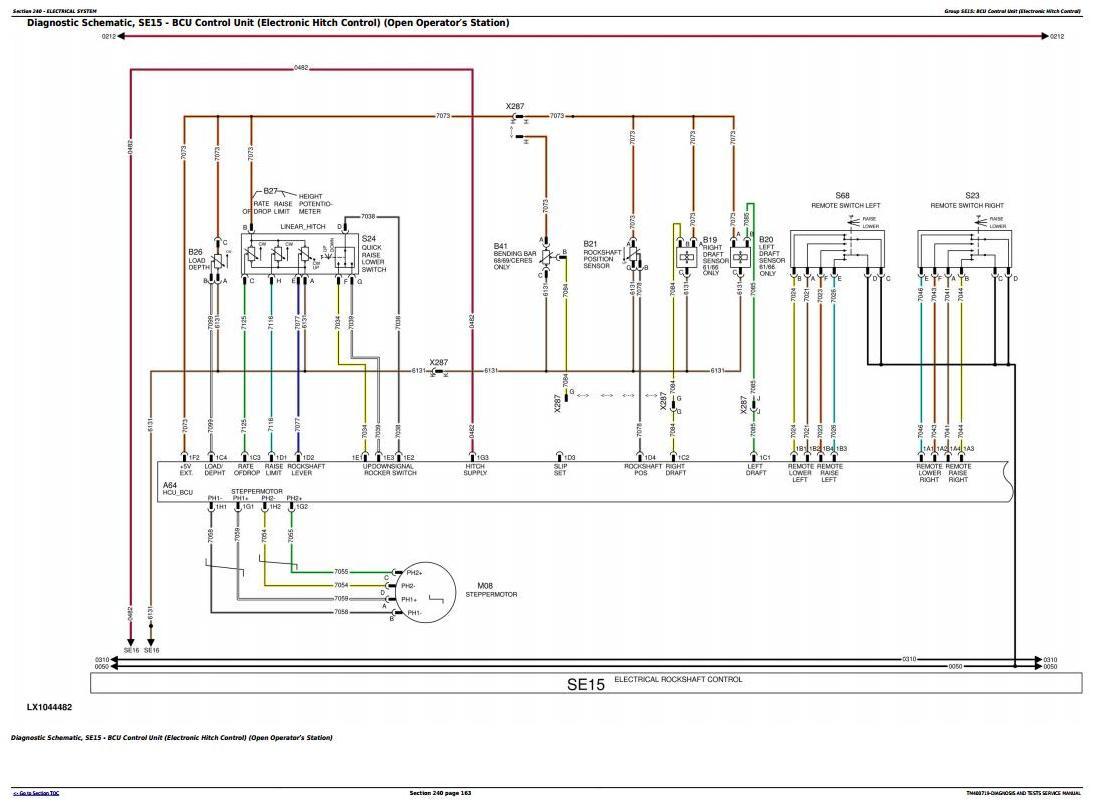 "John Deere Tractors 6230, 6330, 6430, 6530, 6630,7130, 7230 ... on john deere repair diagrams, john deere cylinder head, john deere 345 diagram, john deere fuel gauge wiring, john deere tractor wiring, john deere sabre mower belt diagram, john deere gt235 diagram, john deere fuel system diagram, john deere 310e backhoe problems, john deere riding mower diagram, john deere fuse box diagram, john deere chassis, john deere 212 diagram, john deere starters diagrams, john deere power beyond diagram, john deere rear end diagrams, john deere 42"" deck diagrams, john deere voltage regulator wiring, john deere electrical diagrams, john deere 3020 diagram,"