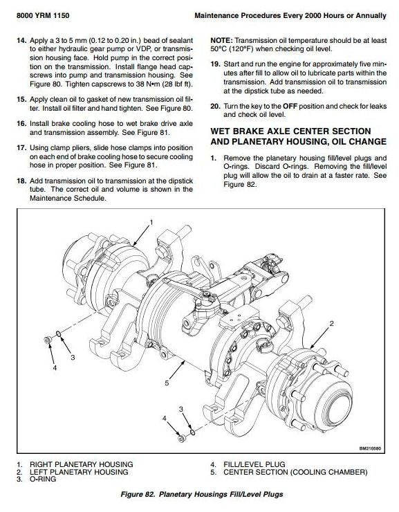 Yale Gdp Glp Gp 040vx 050vx 060vx 070vx Diesel Lpg Forklift Truck B875 Series Service Manual Usa Truck Service Manual Store