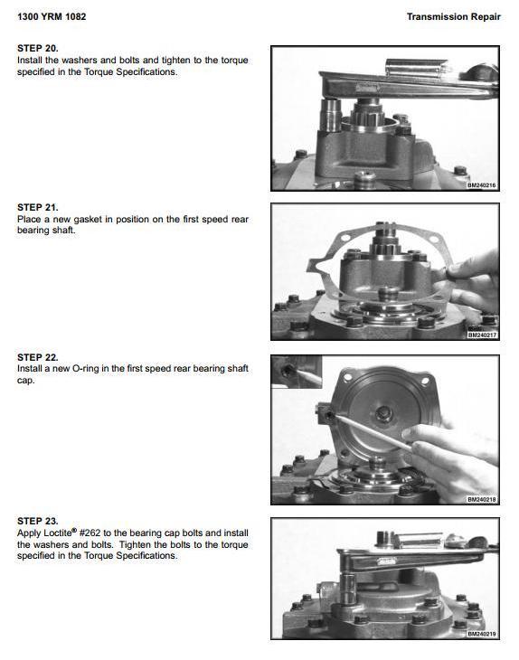 Yale GDP80DB, GDP90DB, GDP100DB, GDP120DB Diesel ForkLift Truck C876 Series Workshop Service Manual - 2