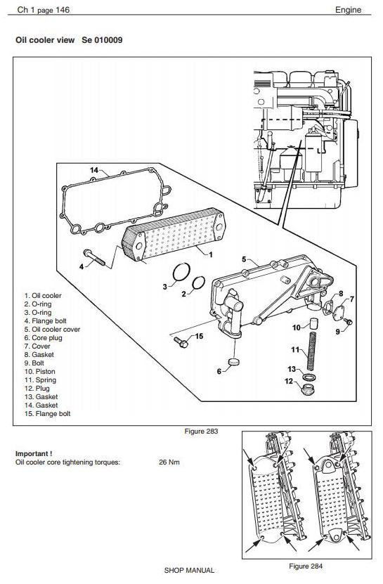 Doosan DA40 Articulated Dump Truck Workshop Service Manual - 3