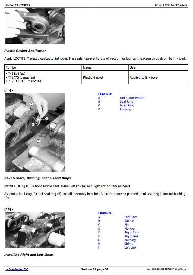 [SCHEMATICS_4FD]  John Deere 450G, 550G, 650G Crawler Dozer; 455G, 555G Loader Service Repair  Technical Manual (tm1404) / Truck Service Manual Store   John Deere 650g Wiring Diagram      Berlogic