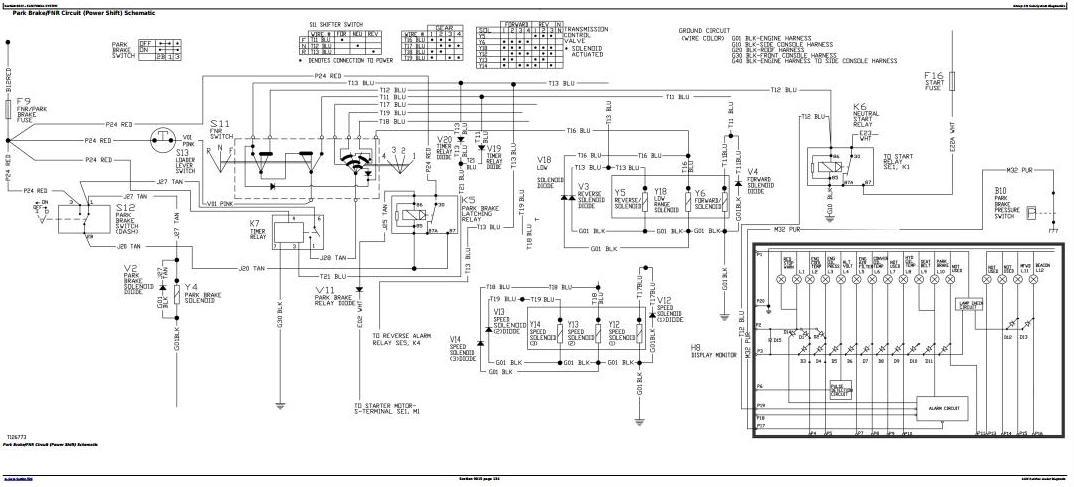John Deere 410E Backhoe Loader Diagnostic, Operation and Test Service Manual (tm1610) - 1