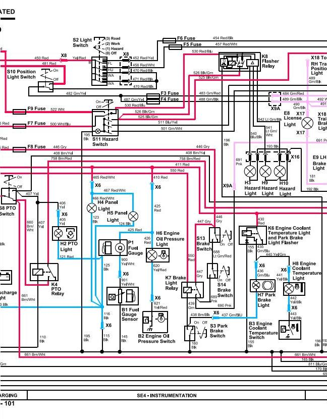 Lx255 Wiring Diagram | Wiring Diagram on