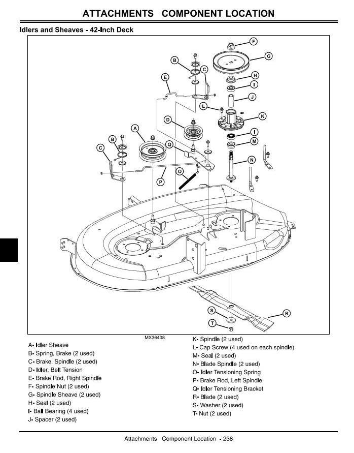 John Deere X110, X120, X140 Lawn Tractors (EXPORT) Diagnostic and Repair Technical Service Manual TM2373 - 3