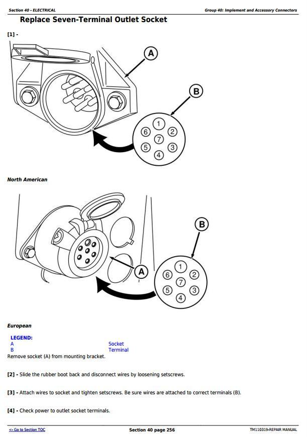 John Deere 8235R, 8260R, 8285R, 8310R, 8335R, 8360R Tractors ... on farmall super a hydraulic system diagram, automotive push button ignition switch diagram, 720 john deere electrical diagram, 1975 john deere 317 mower belt routing diagram,