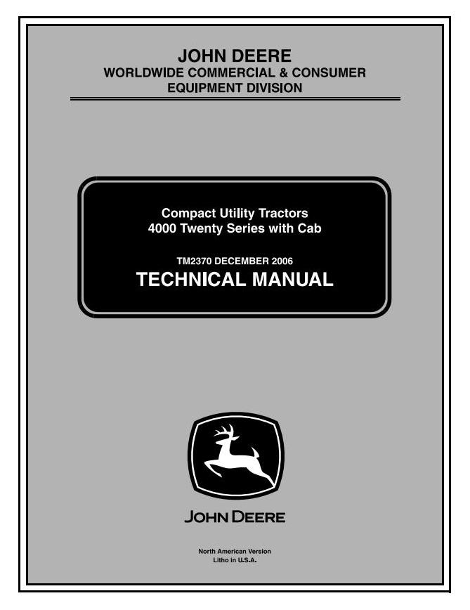 John Deere 4520 Wiring Diagram Wiring Diagram
