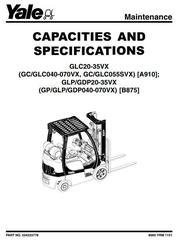 Yale Diesel Lpg Forklift Trucks Service Maintenance Repair Workshop Troubleshooting Manuals Truck Service Manual Store